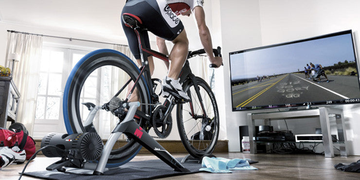 Indoor Trainer Riding Tips