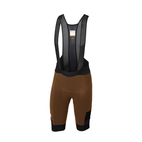 SPORTFUL SUPERGIARA BIBSHORT - CHOCOLATE