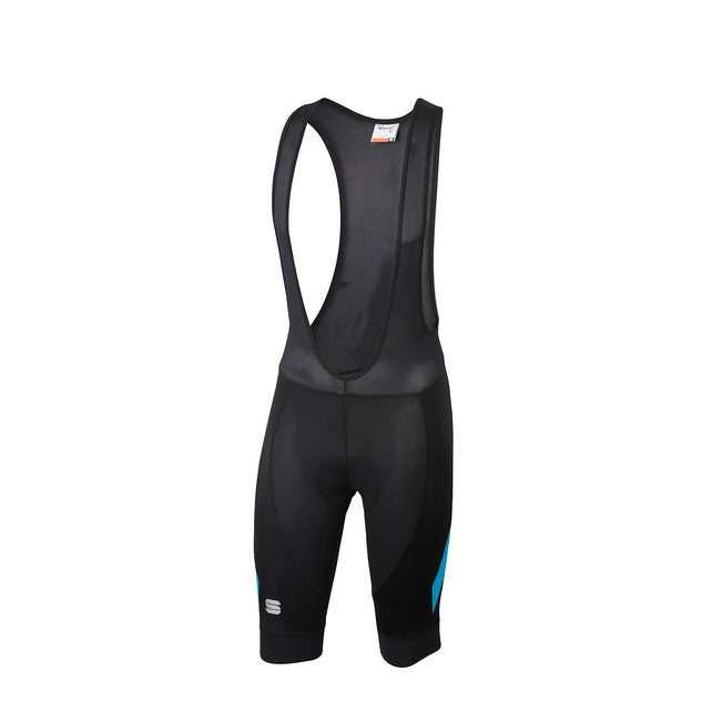 SPORTFUL NEO BIBSHORT - BLACK/BLUE