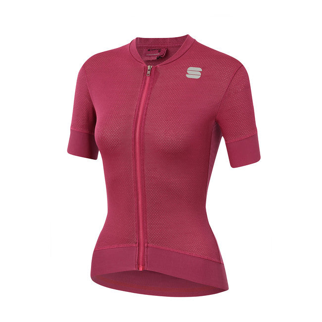 SPORTFUL WOMEN'S MONOCROM W JERSEY - BUBBLE GUM