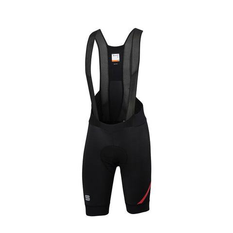 SPORTFUL FIANDRE NORAIN 2.0 BIBSHORT - BLACK