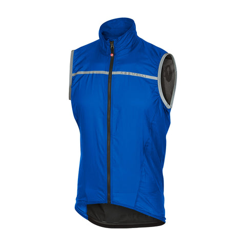 CASTELLI SUPERLEGGERA VEST - SURF BLUE
