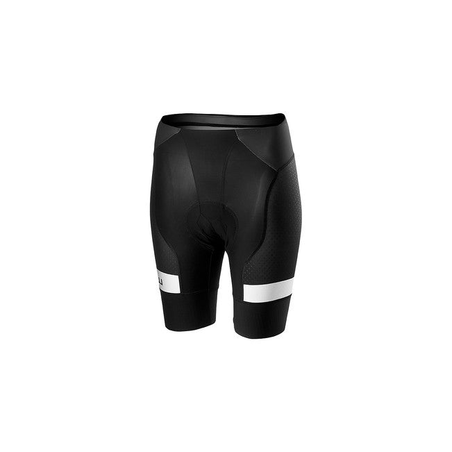 CASTELLI WOMEN'S FREE AERO 4 W SHORT TEAM - BLACK/WHITE