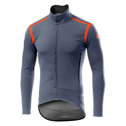 CASTELLI PERFETTO ROS LONG SLEEVE - DARK STEEL BLUE