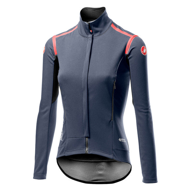 CASTELLI PERFETTO ROS W LONG SLEEVE - BLUE