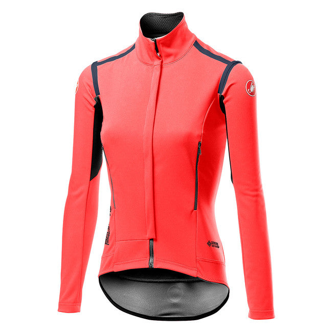 CASTELLI PERFETTO ROS W LONG SLEEVE - PINK