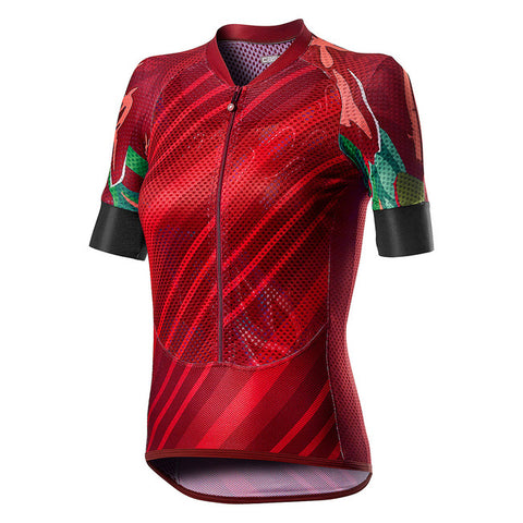 CASTELLI CLIMBER'S W JERSEY - RED