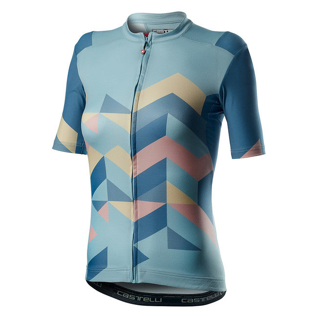 CASTELLI WOMEN'S UNLIMITED W JERSEY - WINTER SKY