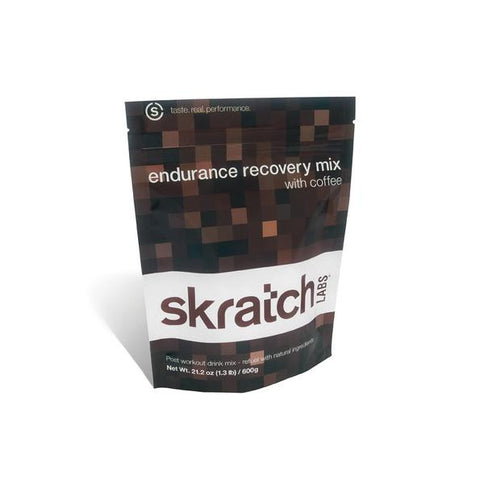 SKRATCH LABS ENDURANCE RECOVERY MIX COFFEE - 600g