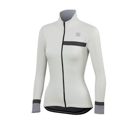 SPORTFUL WOMEN'S GIARA W SOFTSHELL JACKET - ALASKA GREY