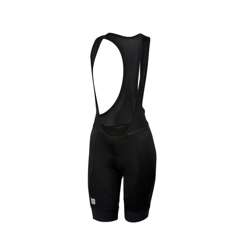 SPORTFUL WOMEN'S NEO W BIBSHORT - BLACK