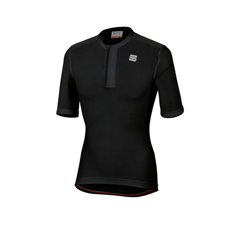 SPORTFUL GIARA TEE - BLACK
