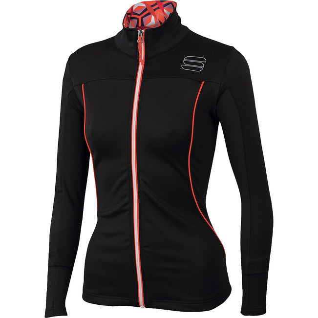 SPORTFUL RYTHMO W TOP - BLAKC