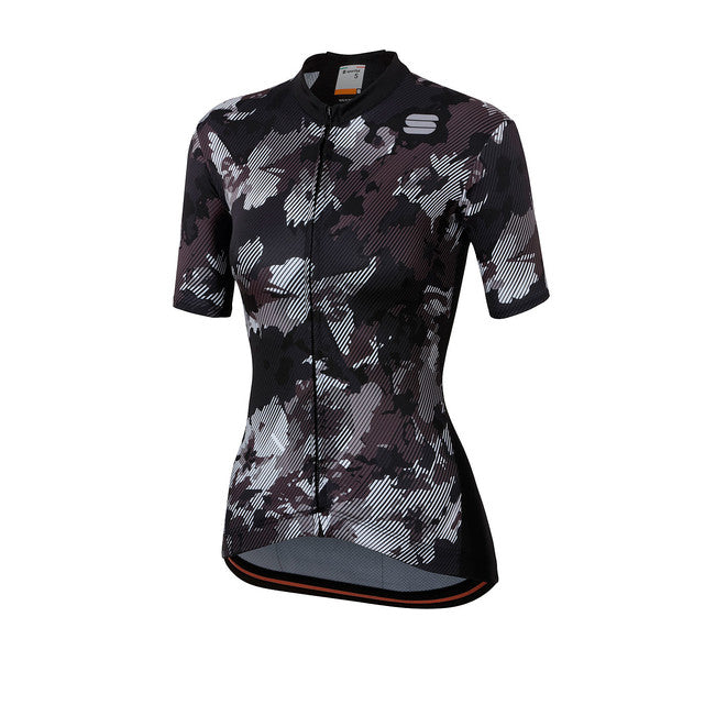 SPORTFUL WOMEN'S LOTO JERSEY - BLACK