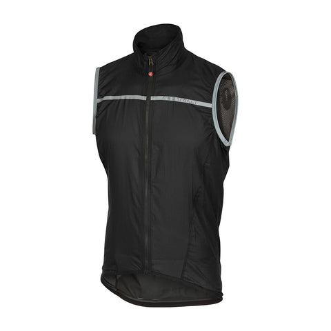 CASTELLI SUPERLEGGERA VEST - BLACK