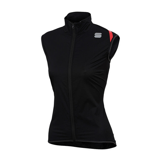 SPORTFUL WOMEN'S HOTPACK 6 W VEST - BLACK