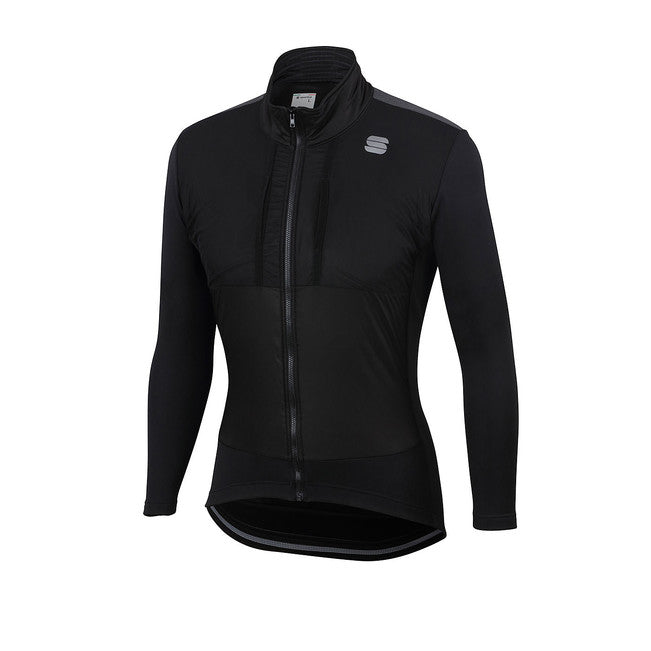 SPORTFUL SUPERGIARA JACKET - BLACK/ANTHRACITE