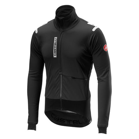 CASTELLI ALPHA ROS JACKET - BLACK