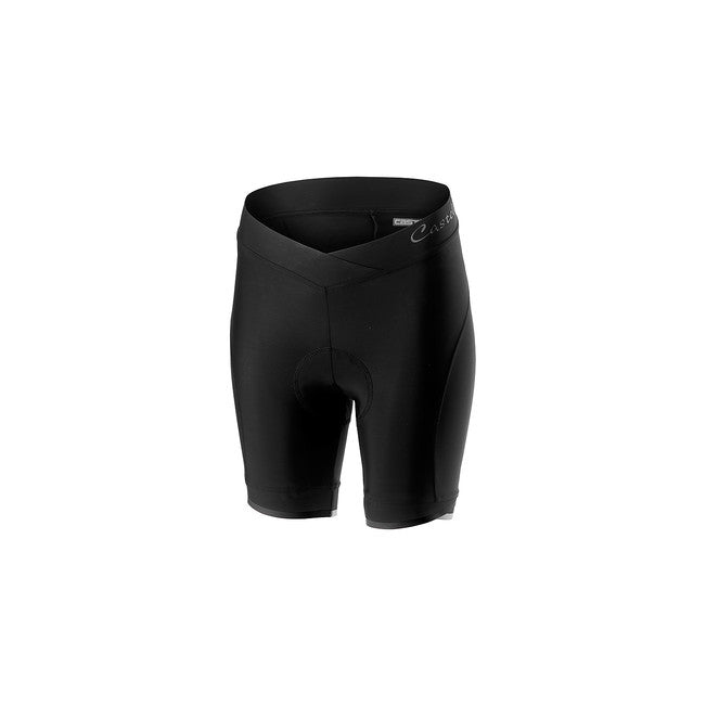 CASTELLI WOMEN'S VISTA SHORT - BLACK