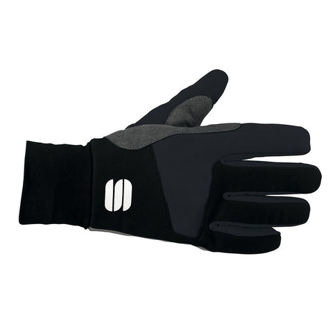 SPORTFUL SUBZERO GLOVE - BLACK/DARK GREY