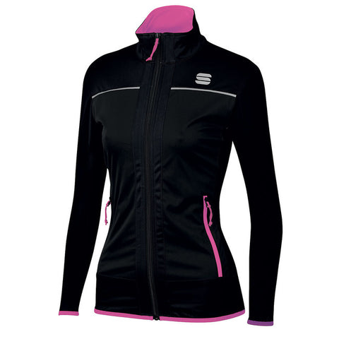 SPORTFUL ENGADIN W JACKET - BLACK