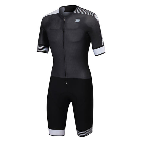 SPORTFUL BODYFIT PRO ROADSUIT - BLACK/WHITE