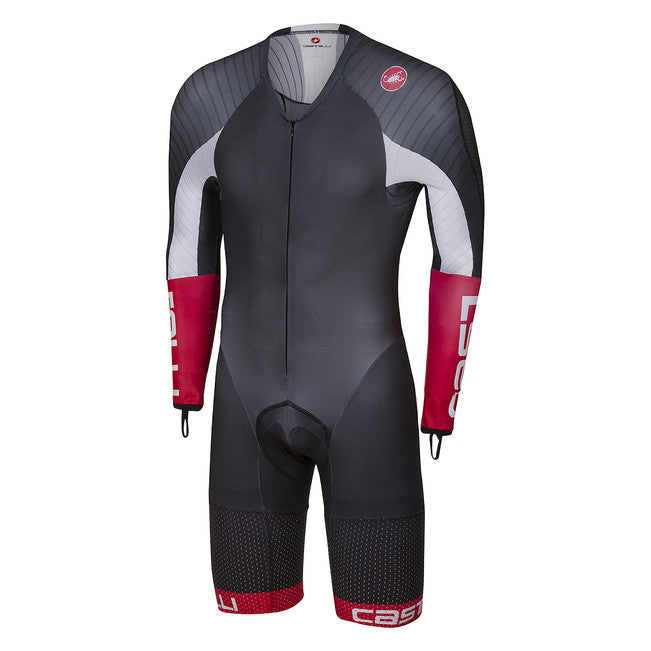 CASTELLI BODY PAINT 3.3 SPEEDSUIT - BLACK/WHITE