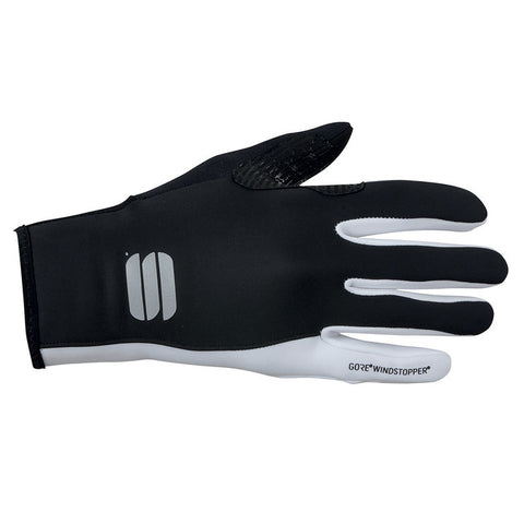 SPORTFUL STELLA WS XC GLOVE - BLACK/WHITE