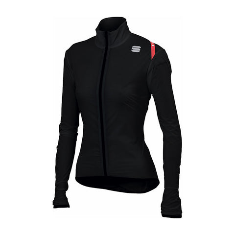 SPORTFUL WOMEN'S HOTPACK 6 W JACKET - BLACK