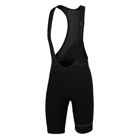 SPORTFUL GIARA BIBSHORT - BLACK