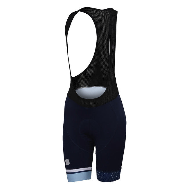 SPORTFUL WOMEN'S DIVA W BIBSHORT - BLUE TWILIGHT
