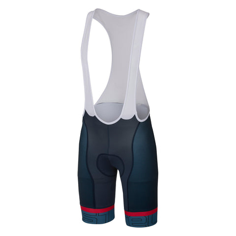CASTELLI VOLO BIBSHORT - MIDNIGHT NAVY/SATURN BLUE