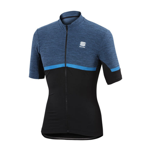 SPORTFUL GIARA JERSEY - BLUE/BLACK