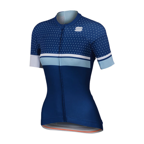 SPORTFUL WOMEN'S DIVA W JERSEY - TWILIGHT BLUE