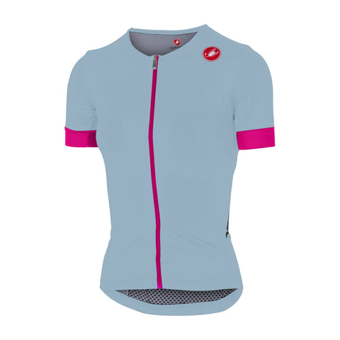 CASTELLI WOMEN'S FREE SPEED W RACE JERSEY
