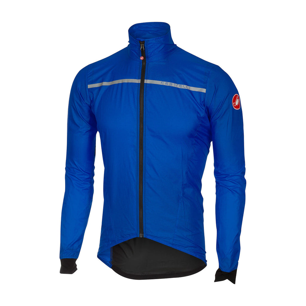 CASTELLI SUPERLEGGERA JACKET - SURF BLUE