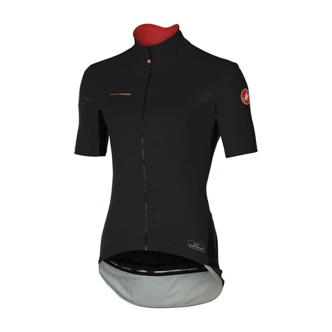 CASTELLI PERFETTO LIGHT SHORT SLEEVE - Black