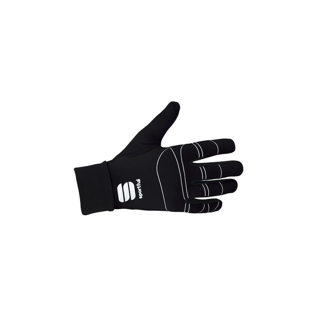 SPORTFUL LYCRA RACE GLOVE - BLACK