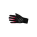 SPORTFUL WS ESSENTIAL W GLOVE - BLACK/CHERRY