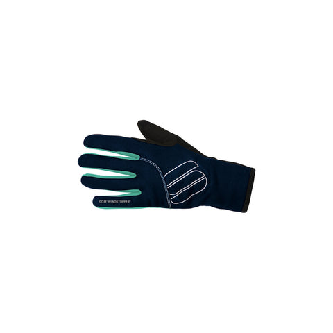 SPORTFUL WS ESSENTIAL W GLOVE - BLACK IRIS/WATERFALL