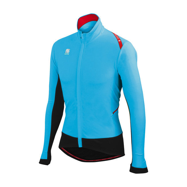 SPORTFUL FIANDRE LIGHT WIND JERSEY - BLUE (Sample)
