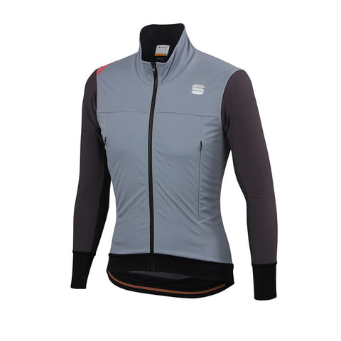 SPORTFUL FIANDRE STRATO WIND JACKET - CEMENT/ANTHRACITE
