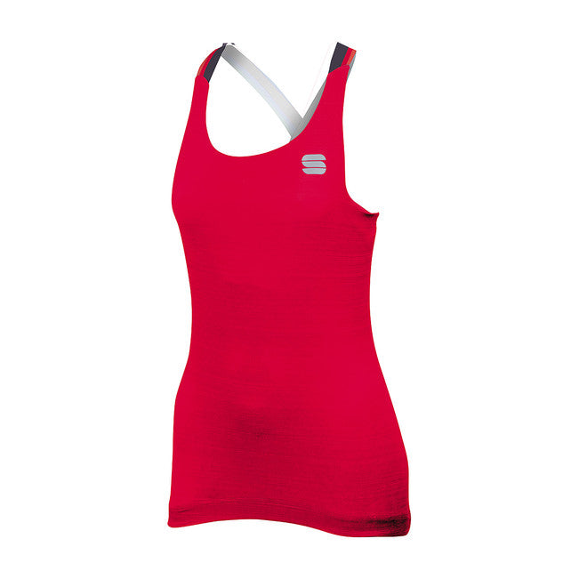 SPORTFUL GRACE TOP - CHERRY