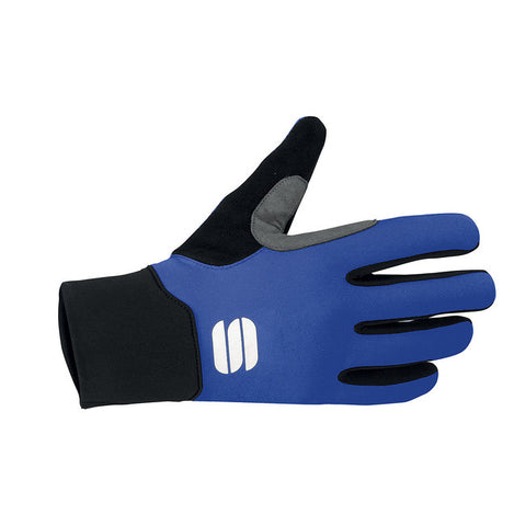 SPORTFUL ENGADIN SOFTSHELL GLOVE - COSMIC BLUE