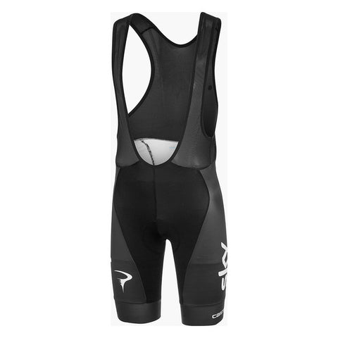 CASTELLI 2018 TEAM SKY FAN BIBSHORT