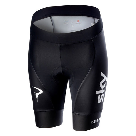 2018 TEAM SKY WOMEN'S FAN W SHORT