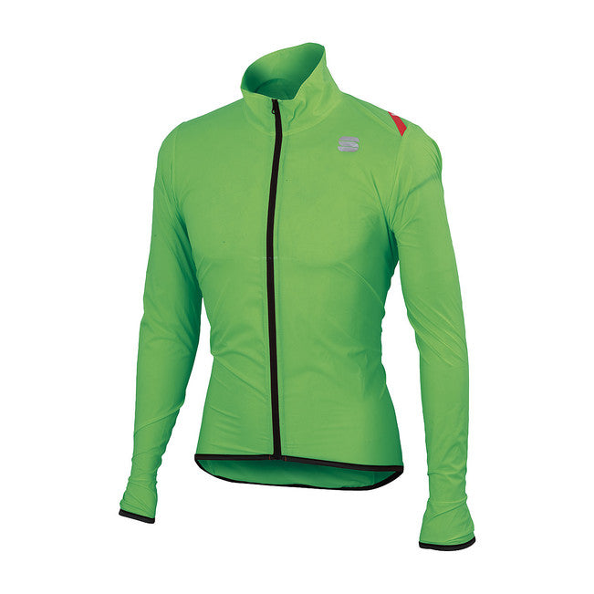 SPORTFUL HOT PACK 6 JACKET - GREEN FLUO