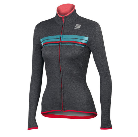 SPORTFUL ALLURE THERMAL JERSEY - GREY