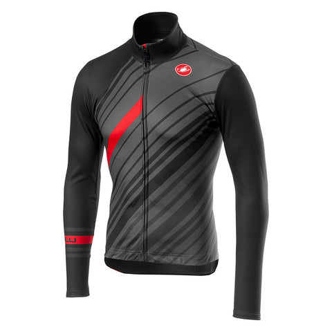 CASTELLI CIELO JERSEY - LIGHT BLACK
