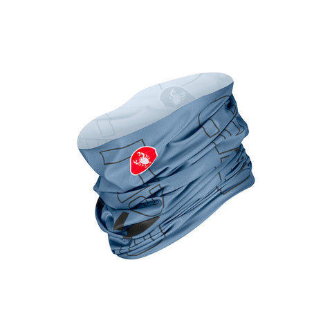 CASTELLI LW HEAD THINGY LIGHT STEEL BLUE-DARK BLUE